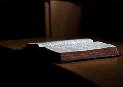 Bibellesen mit Uli Bandt