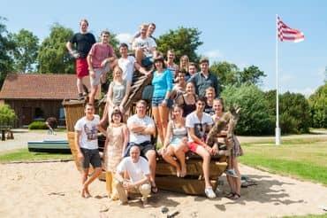 Abenteuer Juleica: Ausbildung zum Erwerb der Jugendleitercard