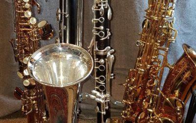 KLARSAX – Klarinetten – Saxophonensemble an St. Remberti