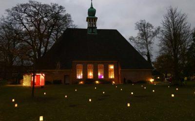 Hütten-Gottesdienst am 2. Advent