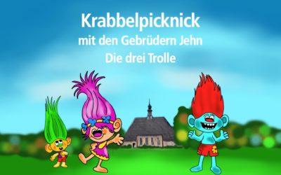 Krabbelpicknick mit den Gebrüdern Jehn